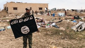 Лагерь ИГ в Багхуз взят курдскими силами