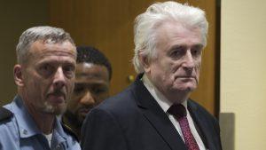 Трибунал ООН по бывшей Югославии вынес Радовану Караджичу финальный вердикт