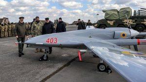 Ударный беспилотник Турции успешно испытан на Украине