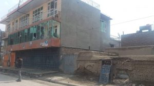 Серия взрывов произошла в Кабуле на праздновании Новруза