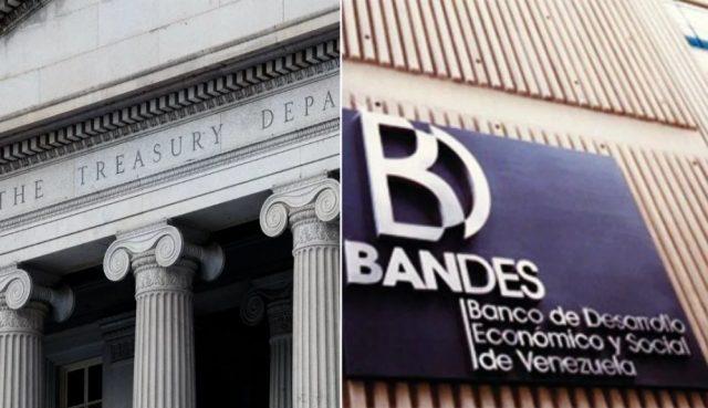 Минфин США ввел санкции против банков Венесуэлы, BANDES
