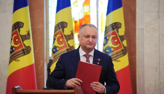 Коалиция без ПСРМ не преодолеет кризис цены газа и экспорта в РФ - Додон