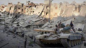 Сводка событий в Сирии и на Ближнем Востоке за 24 марта 2019 года