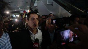 Хуан Гуаидо Венесуэла