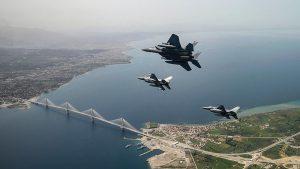 В объектив премьера Греции попали «турецкие провокации»
