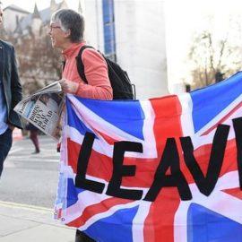 Британский парламент отверг соглашение с ЕС в третий раз