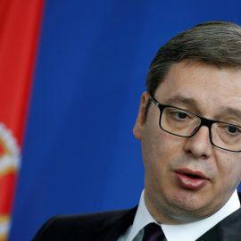 Признанию российского Крыма Сербией мешает аналогия с Косово — Вучич