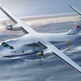 Российский новейший транспортник Ил-112В впервые поднялся в воздух