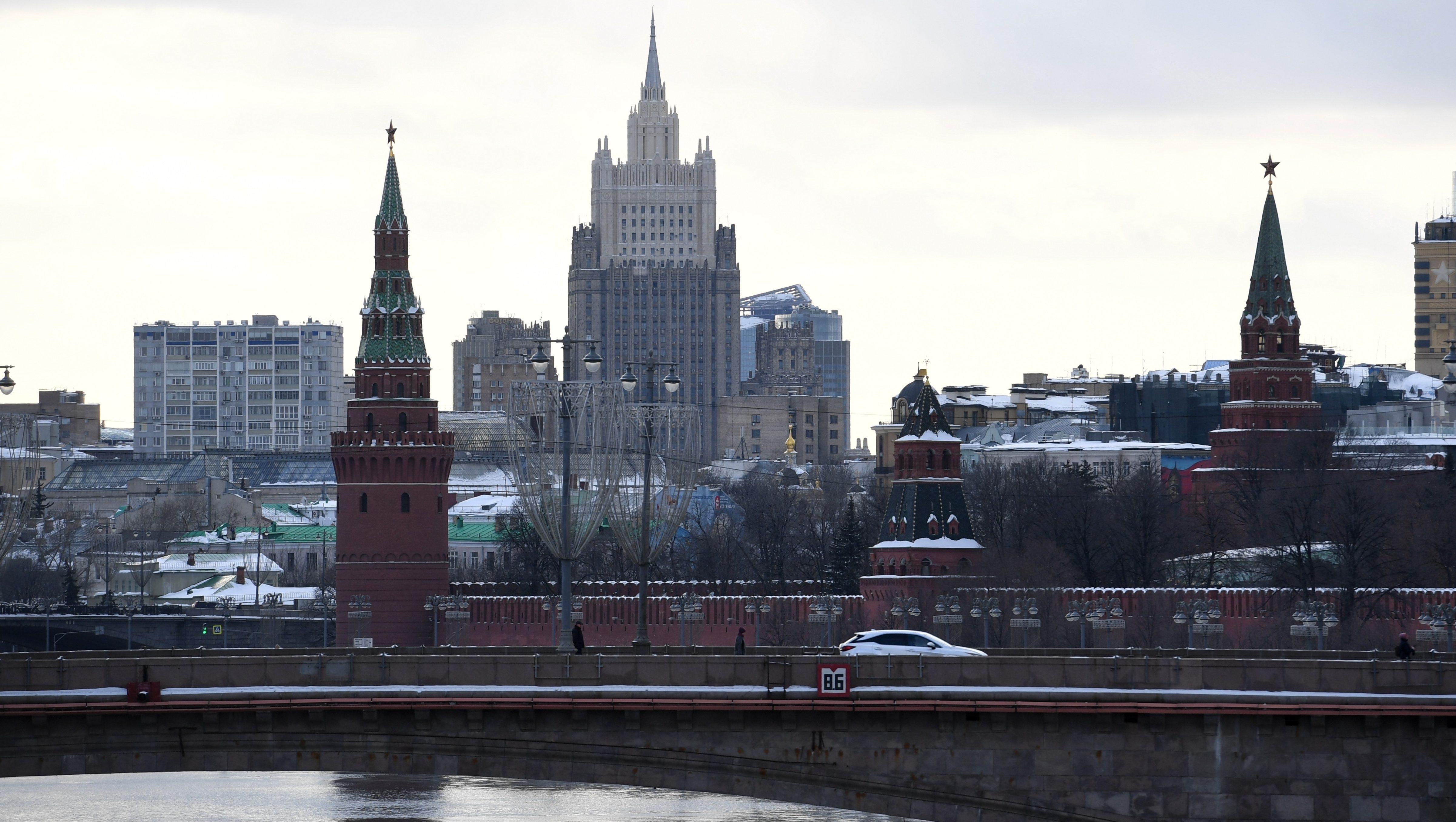 МИД РФ и Кремль