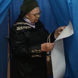 Массовые нарушения на выборах в Украине