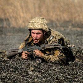 Морская пехота ВСУ
