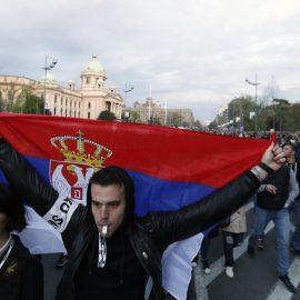 Запад приготовил для Сербии «цветной переворот» — эксперт