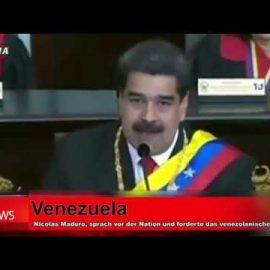Maduro wandte sich an die Nation || Schlagzeilen, 1. April 2019