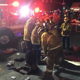 Девятнадцать человек госпитализированы в США с места поминовения убитого рэпера
