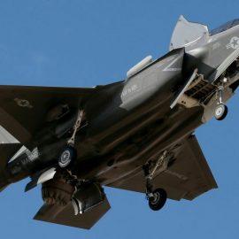 США приостановливает поставки F-35 Турции