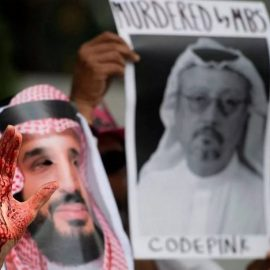 Саудовская Аравия платит деньги детям убитого Хашкаджи