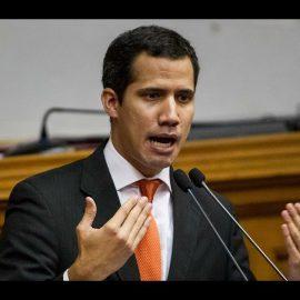 Guaidó fue declarado culpable por el Tribunal de Venezuela