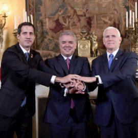 Колумбия возмущена посланием Совета Федерации РФ по вопросу Венесуэлы