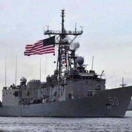 НАТО лезет в Керченский пролив