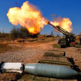 Бригада ВСУ, недавно поливавшая Горловку огнём, причастна к хищениям снарядов