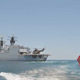 Бухарест готовит Чёрное море к масштабным учениям ВМС НАТО