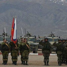 Объединенная российская военная база в Киргизии