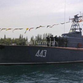 В Санкт-Петербурге прошел главный военно-морской парад