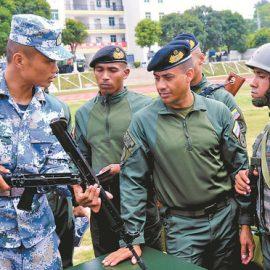 Китай отрицает присутствие своих военных советников в Венесуэле