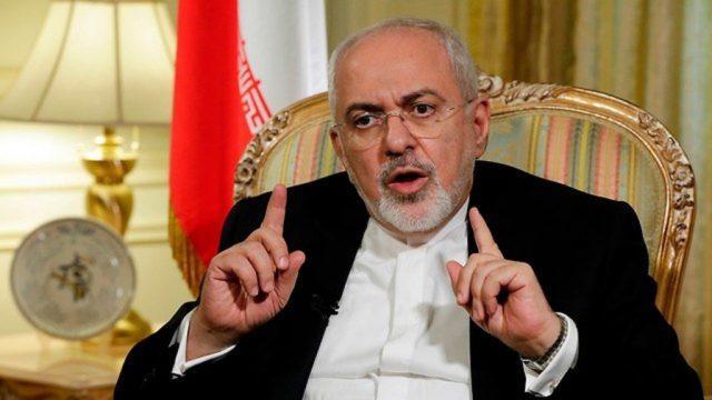 глава МИД Ирана Мохамед Джавад Зариф