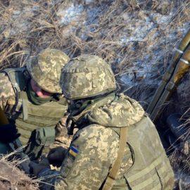 В тисках «перемирия»: Республики Донбасса обстреливает «мирная» банда ВСУ