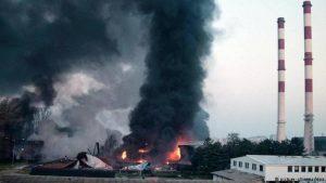 бомбардировки НАТО 1999 год Югославии, Сербия и Черногория