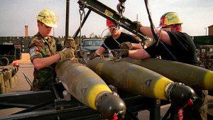 урановые бомбардировки НАТО 1999 год Югославии, Сербия и Черногория