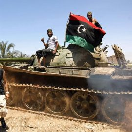 ЛНА взяла штурмом аэропорт Триполи