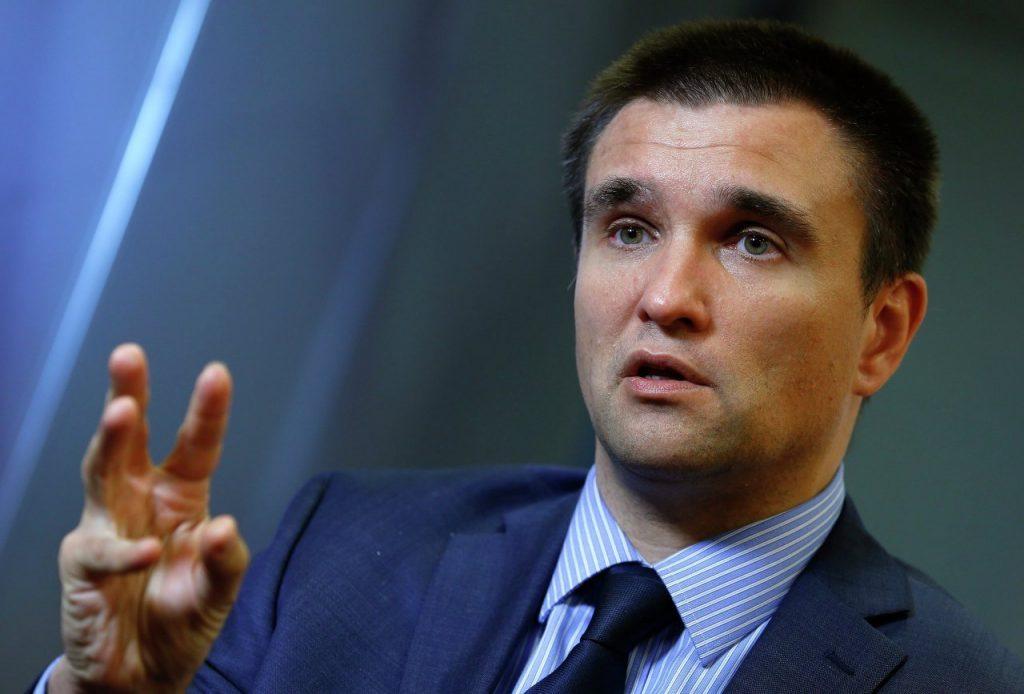 Климкин грозить «не оставить никакой России» через разорение Москвы