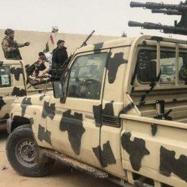 В армии Хафтара заявили, что контрнаступление проправительственных войск провалилось