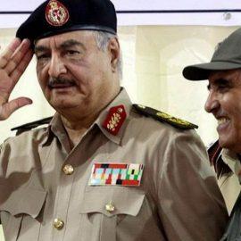 США призвали Хафтара остановить наступление