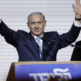 Нетаньяху обещает аннексировать часть Западного берега Иордана в случае победы на выборах