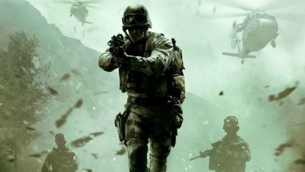 видеоигра Сall of duty