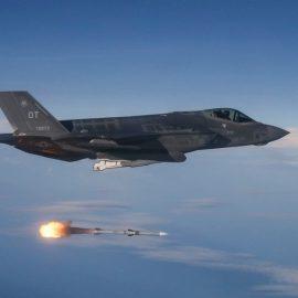 Истребитель F-35A исчез с радаров над Тихим океаном