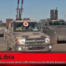 L'attacco di Tripoli continua