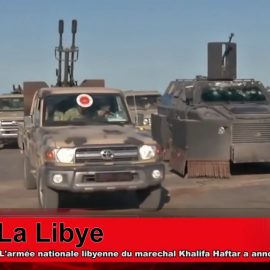 L'offensive se poursuit sur Tripoli