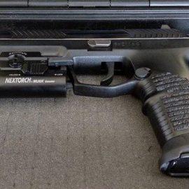 Пистолет «Удав» рекомендован к серийному производству