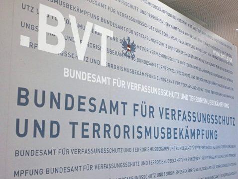 Федеральное ведомство по защите конституции и борьбе с терроризмом Австрии, BVT