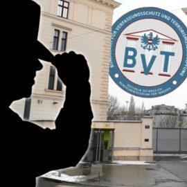Западные разведслужбы отказываются от сотрудничества с Австрией