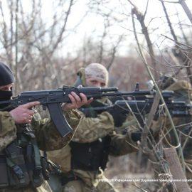 In der Volksrepublik Donezk wurde die Provokation der ukrainischen Streitkräfte verhindert