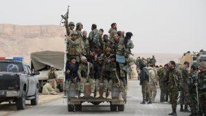 Сводка событий в Сирии и на Ближнем Востоке за 12 апреля 2019 года