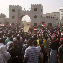 Новый глава Военного совета Судана приведен к присяге