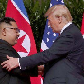 Ким Чен Ын заявил о готовности провести новый саммит с президентом США Трампом