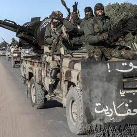 Ливия! Война, как вулкан!