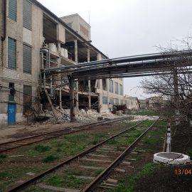 Взрыв произошёл на заводе в оккупированном ВСУ Лисичанске: есть жертвы